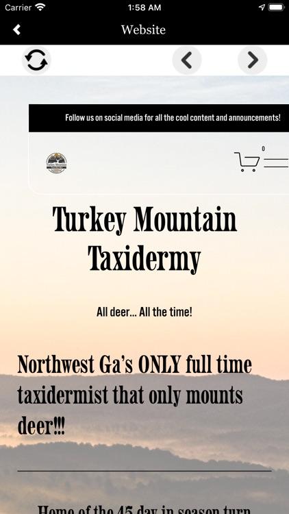 Turkey Mountain Taxidermy screenshot-4