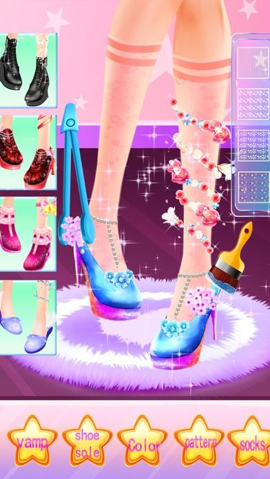 Fairy Magic Crystal Shoes紹介画像2