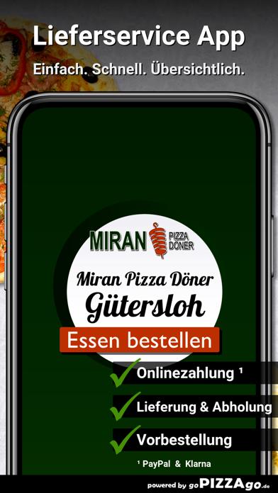 Miran Pizza Döner Gütersloh screenshot 1