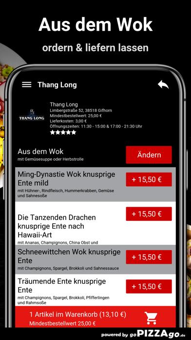 Thang Long Gifhorn screenshot 6