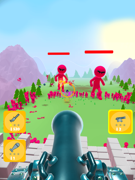 Crowd Defense screenshot 8
