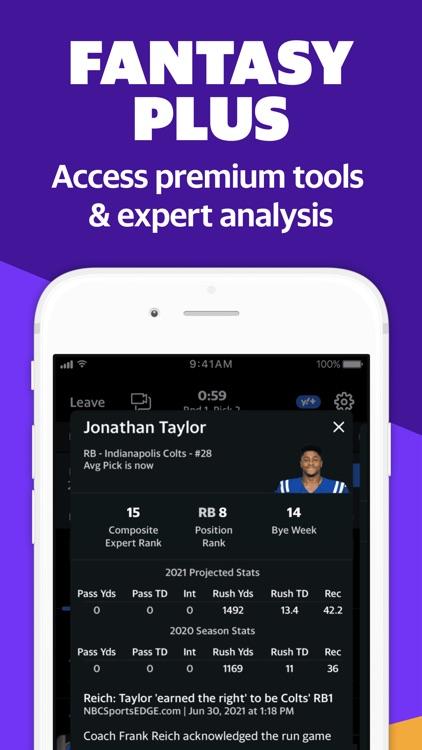 Yahoo Fantasy Football & Daily