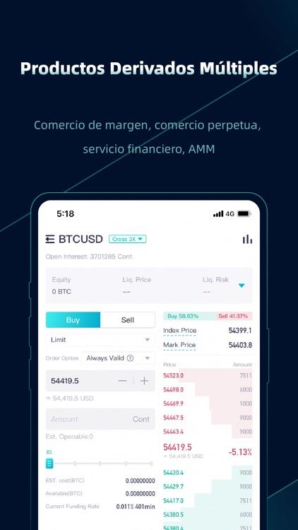 CoinEx-Cryptocurrency Exchange screenshot-3