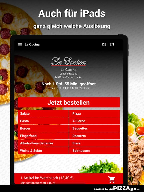 La Cucina Lauffen am Neckar screenshot 7