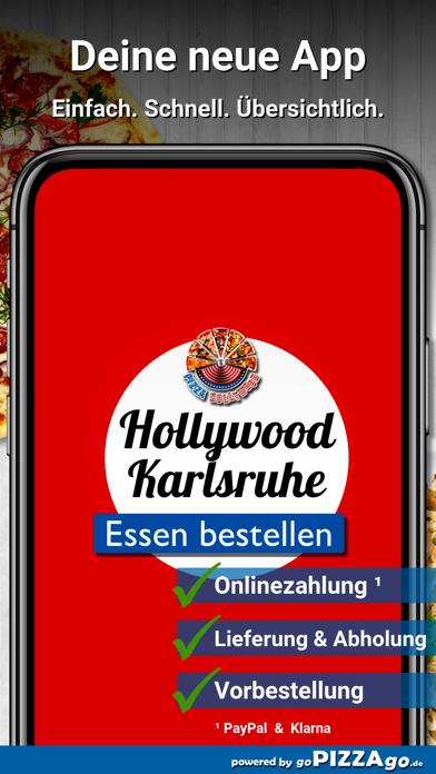 Pizza Hollywood Karlsruhe screenshot 1