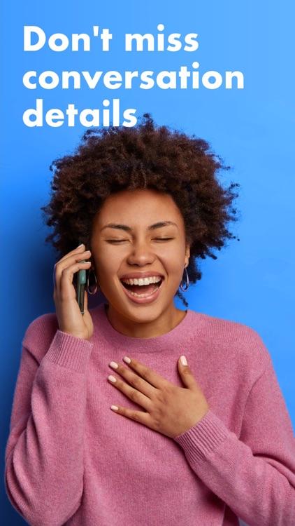 Record Phone Call & Listen screenshot-3