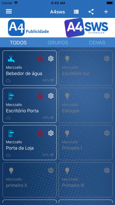 A4sws Automação screenshot 3