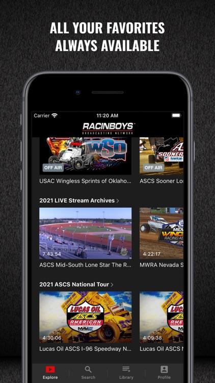 RacinBoys TV