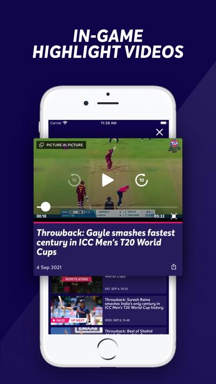 ICC Men's T20 World Cup 2021 screenshot-4