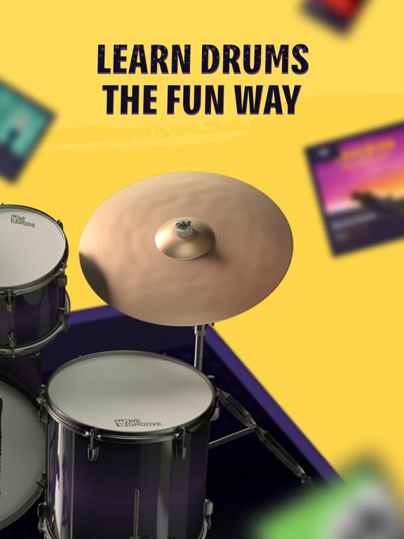 Drum is a game : WeGroove screenshot 10
