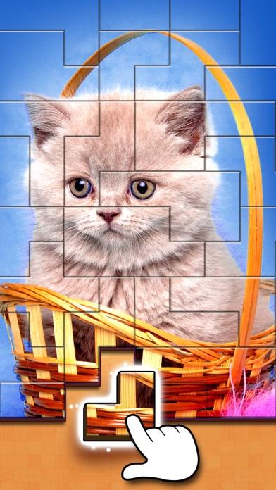 ジグソーパズル: ブロック(日本語)紹介画像1