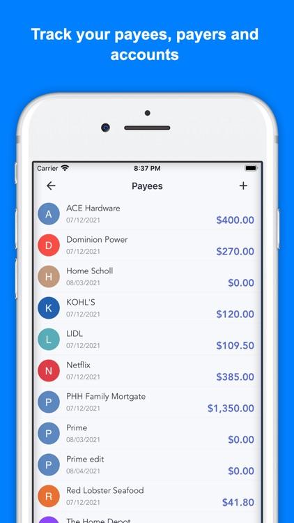 iSaveMoneyGo: Spending tracker screenshot-8