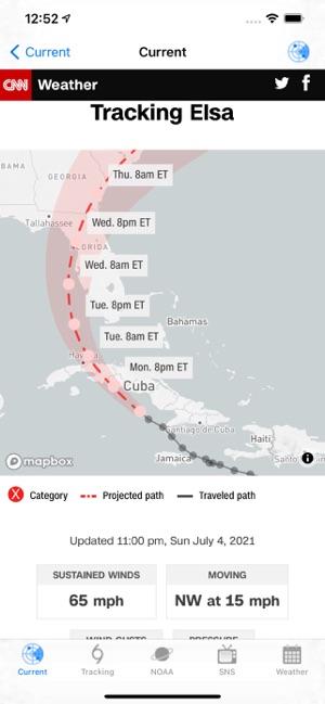 Thông tin bão  mới nhất Pro