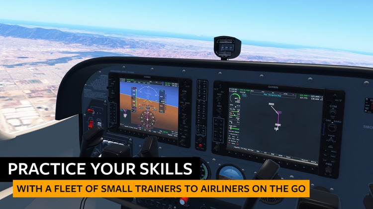 Infinite Flight Simulator screenshot-6