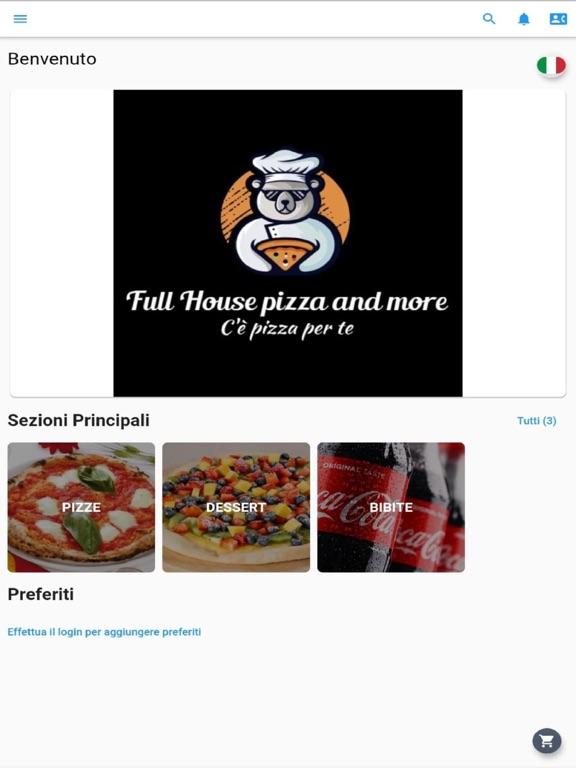 Full House Pizza screenshot 4