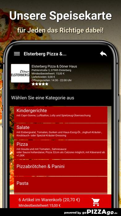 Elsterberg Pizza & Döner Haus screenshot 4