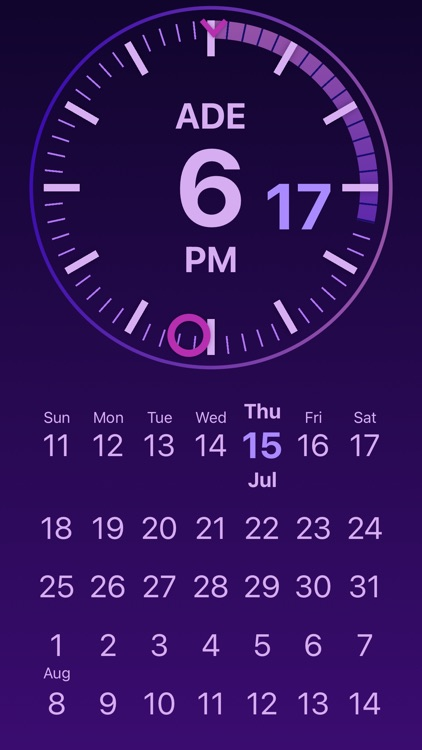 United Clock screenshot-4