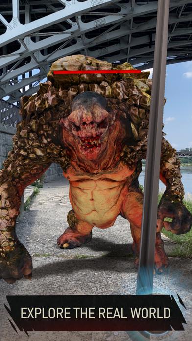 The Witcher: Monster Slayer screenshot 4