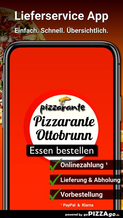 Pizzarante Ottobrunn screenshot 1