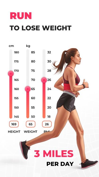 Weight Loss Running by Verv screenshot-5
