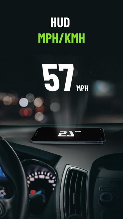 Speedometer - mileage tracker