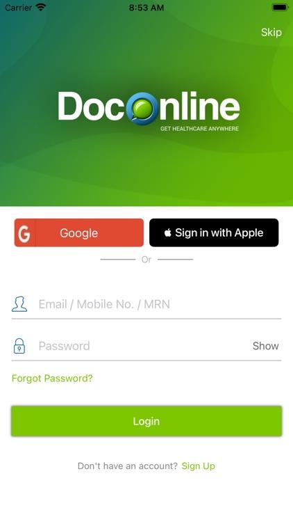 DocOnline: Ask a Doctor Online screenshot-5