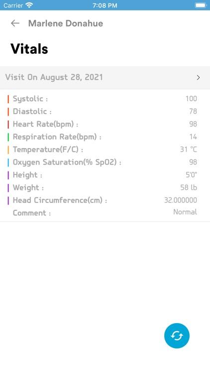 Dr.Pad: Patient Medical Record screenshot-5