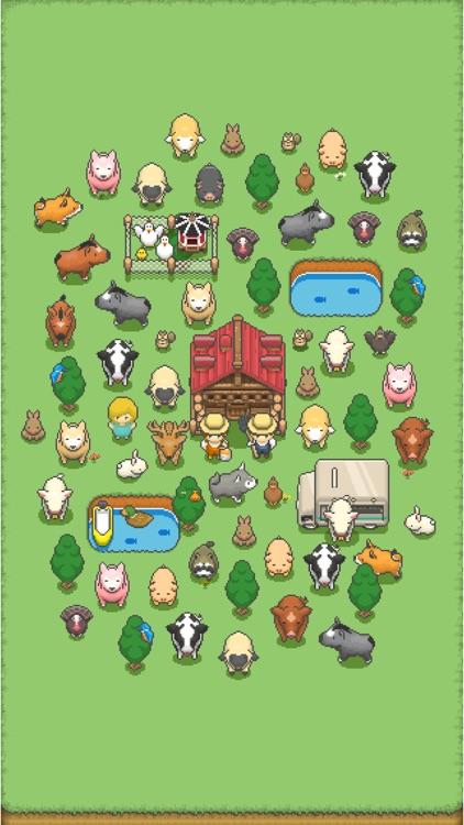 迷你像素牧场 - 农场经营游戏