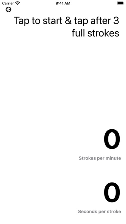 Strokes Per Minute screenshot-3