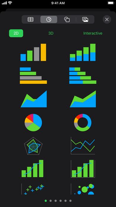 Numbers Screenshot