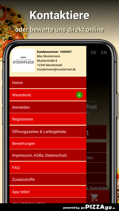Sportlerheim Steinpleis Werdau screenshot 3