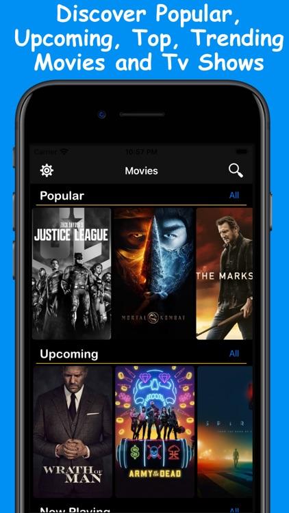 Movies Box & TV Show