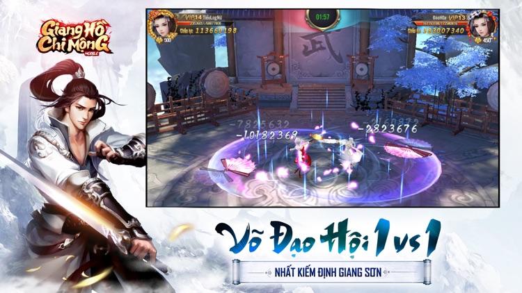 Giang Hồ Chi Mộng - Kiếm Vương