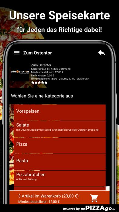Zum Ostentor Essen bestellen screenshot 4