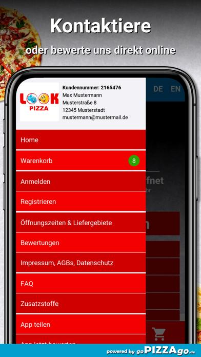 Look Pizza Köln Ehrenfeld screenshot 3