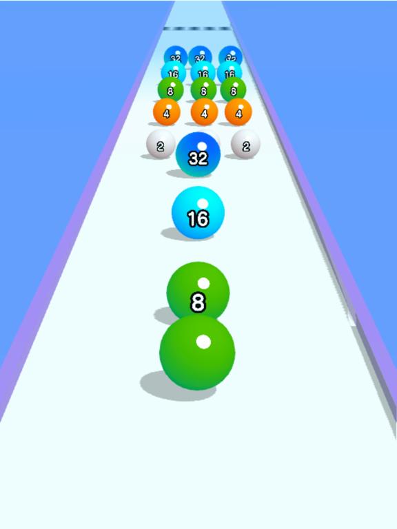 iPad Image of Ball Run 2048