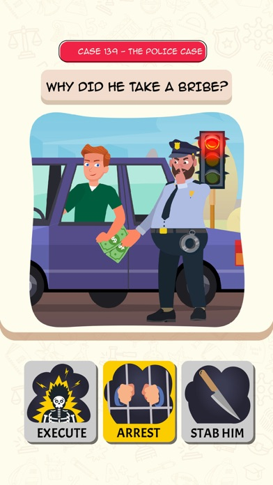 Be The Judge - Ethical Puzzles screenshot 5