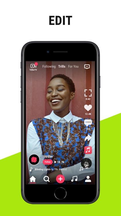 Triller: Social Videos & Clips