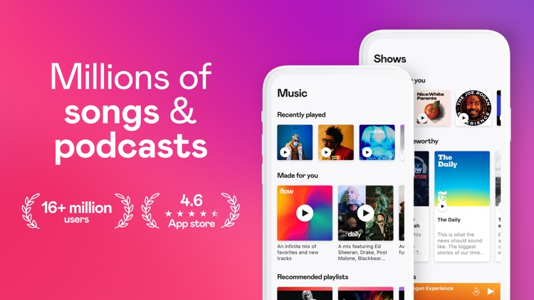 Deezer: Music & Podcast Player screenshot-8