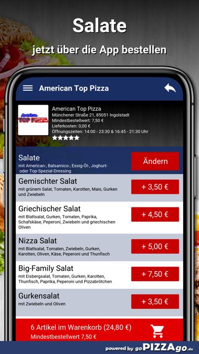 American Top Pizza Ingolstadt screenshot 5