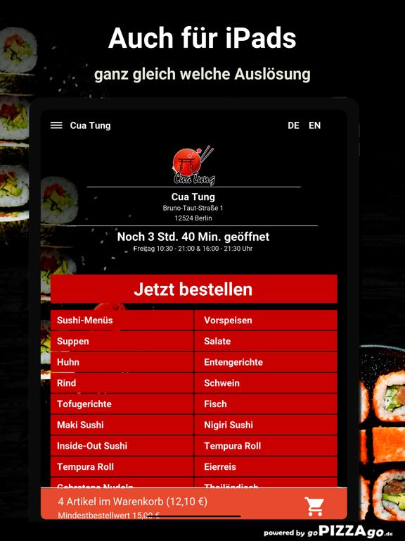 Cua Tung Berlin screenshot 7