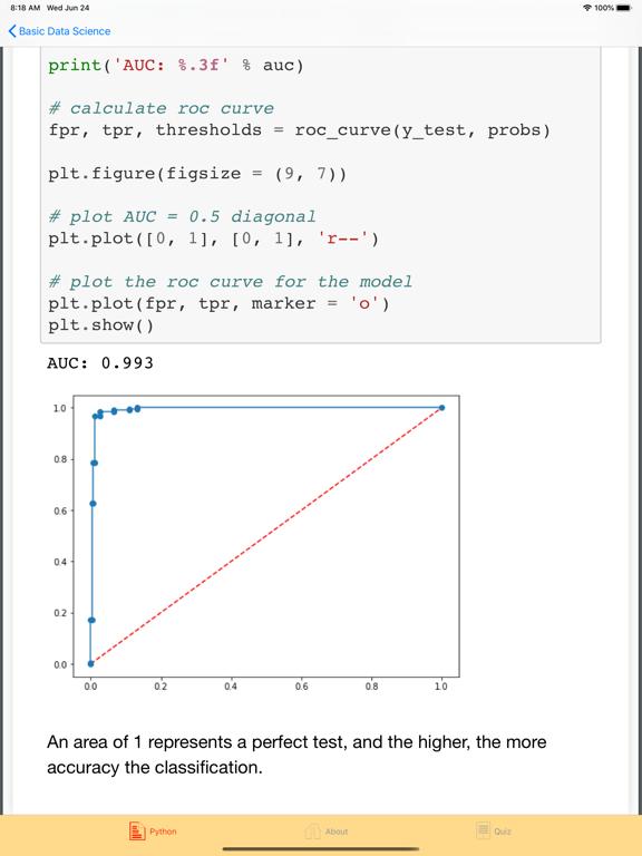 Data Science Part I screenshot 20