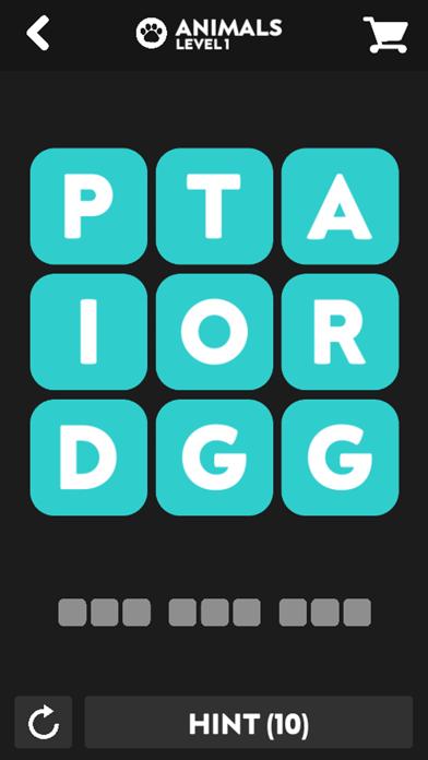 WORD LINES - Hidden Words Game screenshot 4