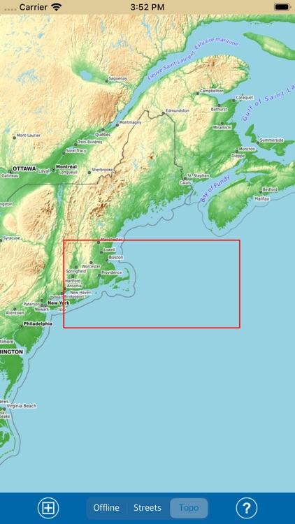 Rhode Island to New Hampshire screenshot-6