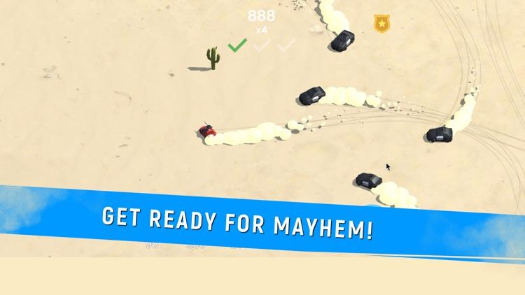Desert Drifter-Survival Racing screenshot-4