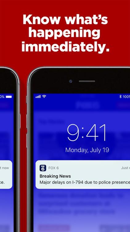 FOX 6: Milwaukee News & Alerts screenshot-4
