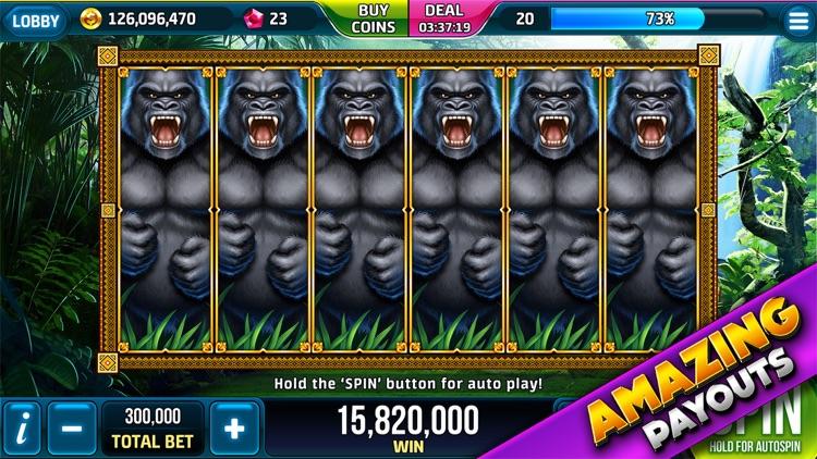 Slots WOW Casino Slot Machine screenshot-5