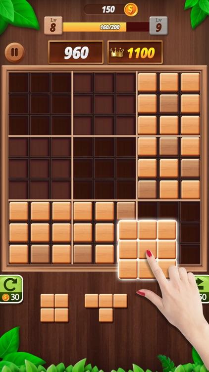 Block Puzzle - Wood Blast screenshot-4