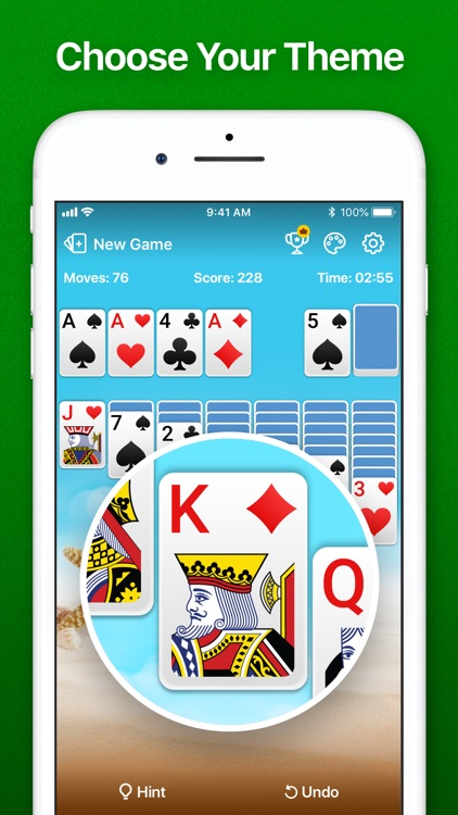 Solitaire – Classic Klondike screenshot-1