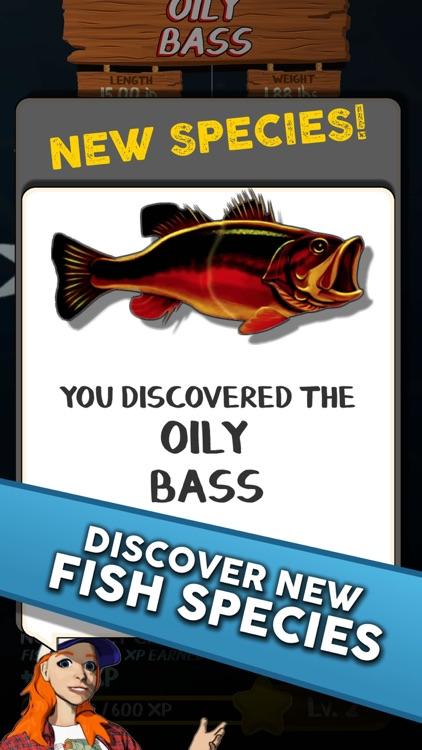 Poppin Bass Fishing Game screenshot-5